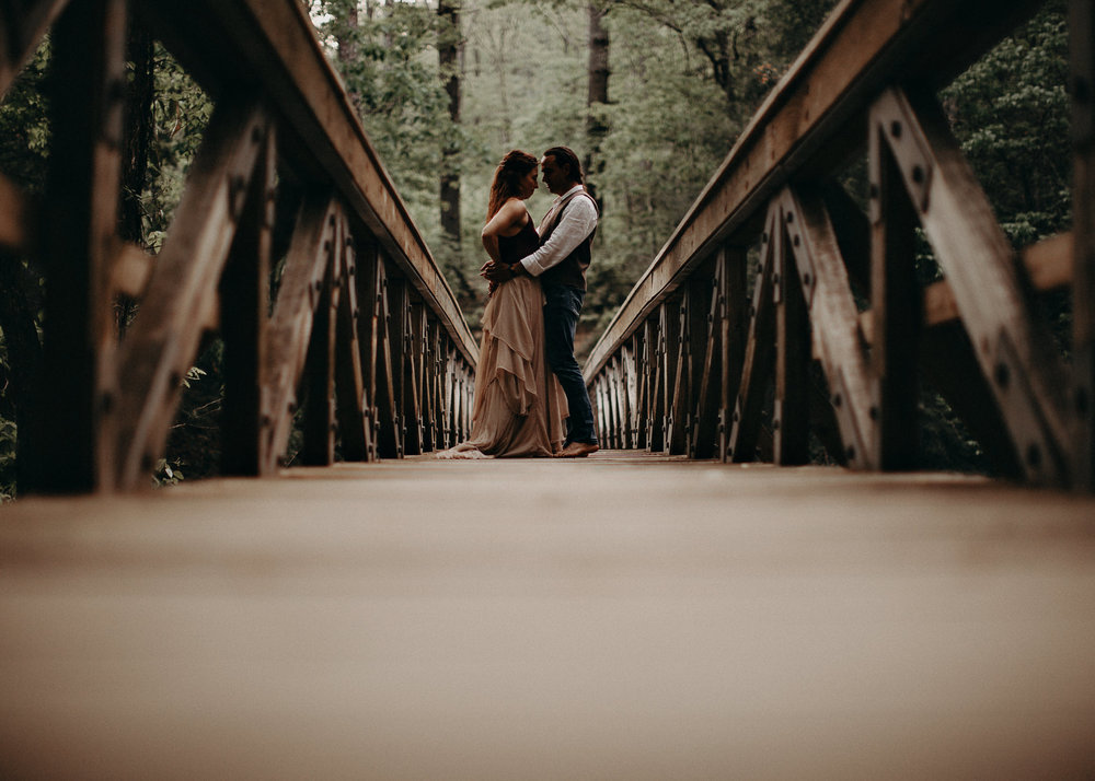 87- Forest wedding boho enchanched fairytale wedding atlanta - ga , intimate, elopement, nature, greens, good vibes. Aline Marin Photography .jpg