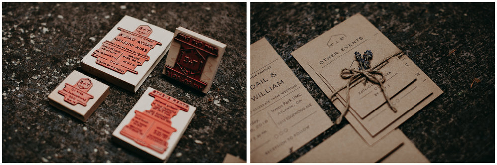 2 - wedding invitations DIY atlanta photographers .jpg