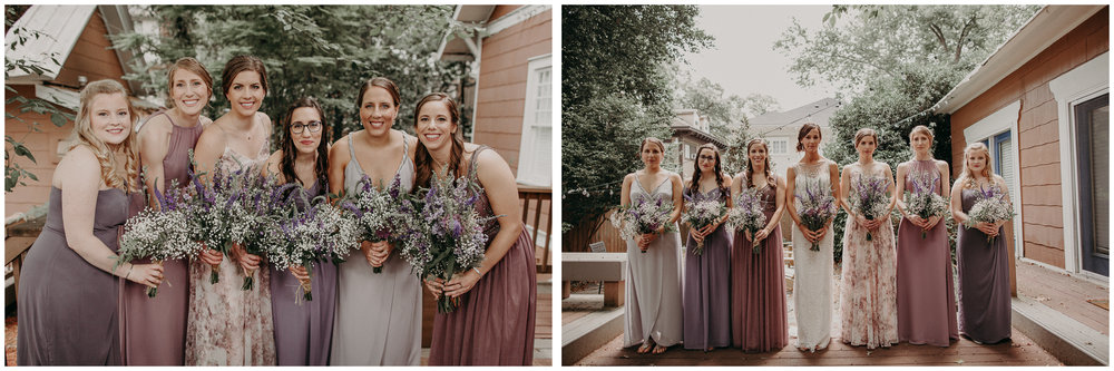 17 mismatched bridesmaids dresses - Aline Marin Photography.jpg