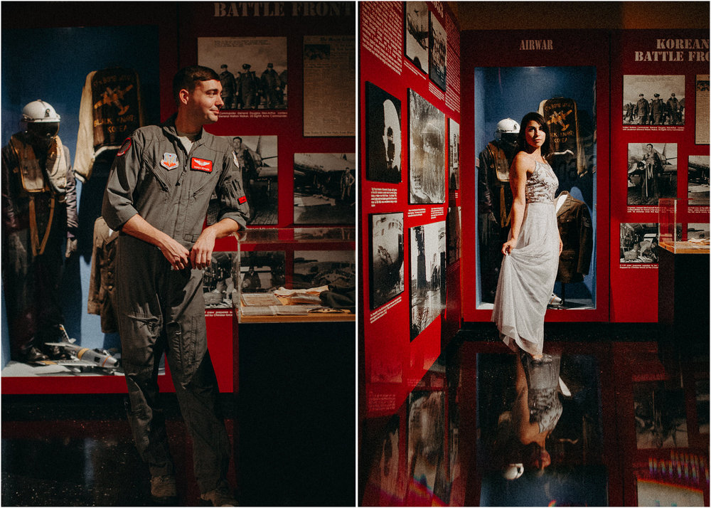 12 Museum of aviation engagement shoot - preview - Aline Marin Atlanta Photographer .jpg