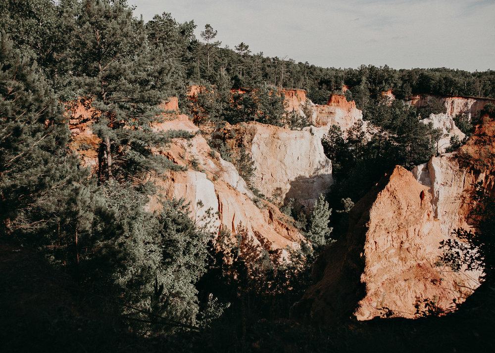 1 - providence canyon georgia -engagement-session-atlanta-wedding-photographer, Aline Marin Photography.jpg