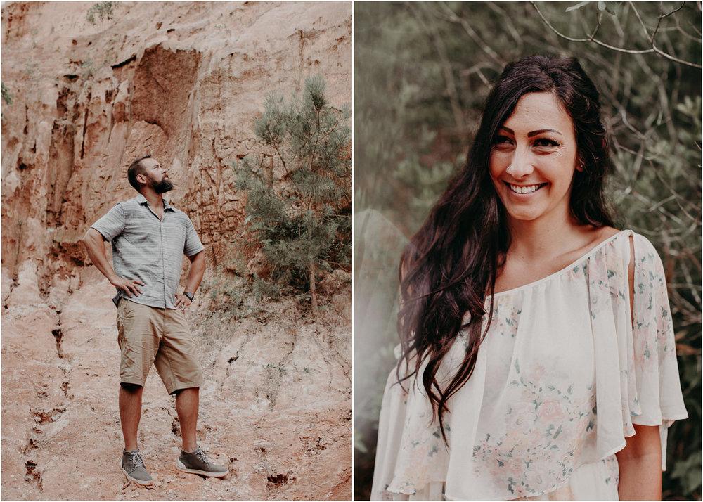 29- providence canyon georgia -engagement-session-atlanta-wedding-photographer, Aline Marin Photography.jpg