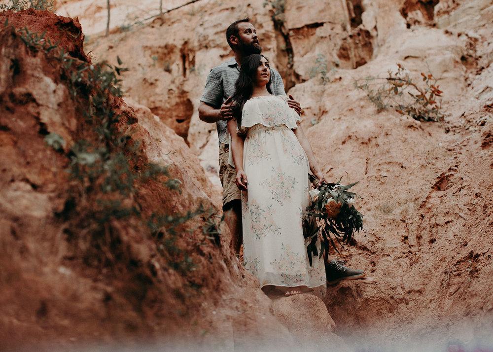 46- providence canyon georgia -engagement-session-atlanta-wedding-photographer, Aline Marin Photography.jpg