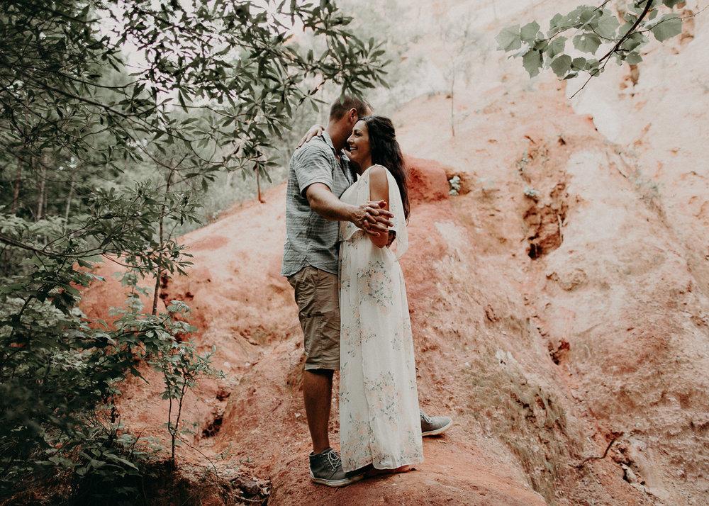 48- providence canyon georgia -engagement-session-atlanta-wedding-photographer, Aline Marin Photography.jpg