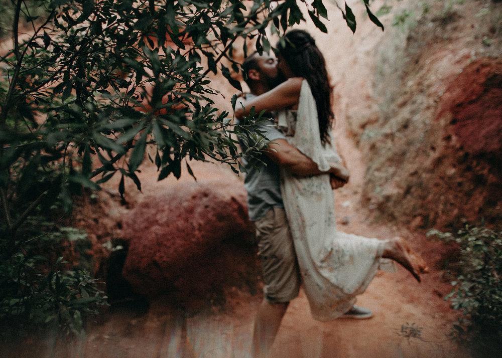 50- providence canyon georgia -engagement-session-atlanta-wedding-photographer, Aline Marin Photography.jpg