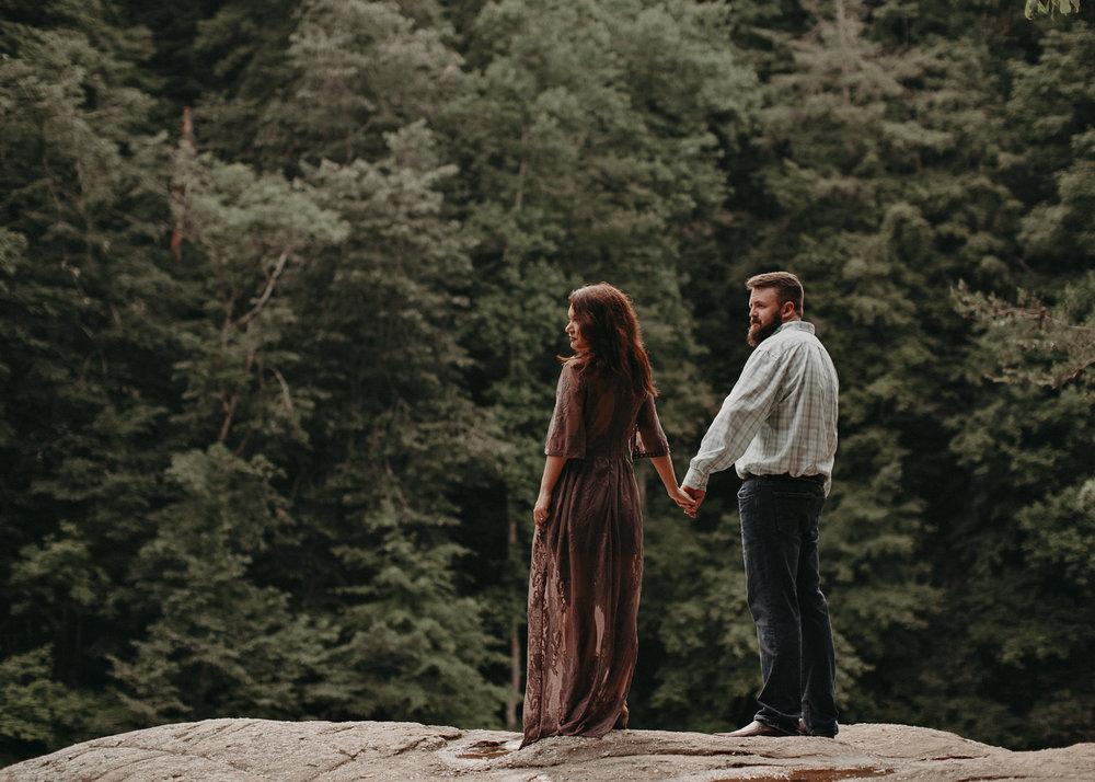31 - Fall Creek Falls State Park -engagement-session-atlanta-wedding-photographer, Aline Marin Photography.jpg