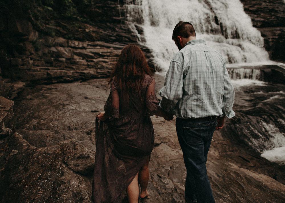 33 - Fall Creek Falls State Park -engagement-session-atlanta-wedding-photographer, Aline Marin Photography.jpg