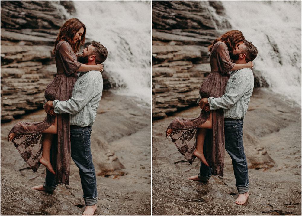 35 - Fall Creek Falls State Park -engagement-session-atlanta-wedding-photographer, Aline Marin Photography.jpg