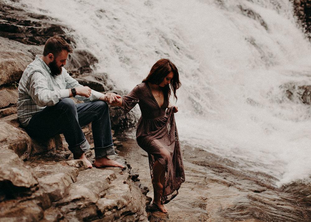 39 - Fall Creek Falls State Park -engagement-session-atlanta-wedding-photographer, Aline Marin Photography.jpg