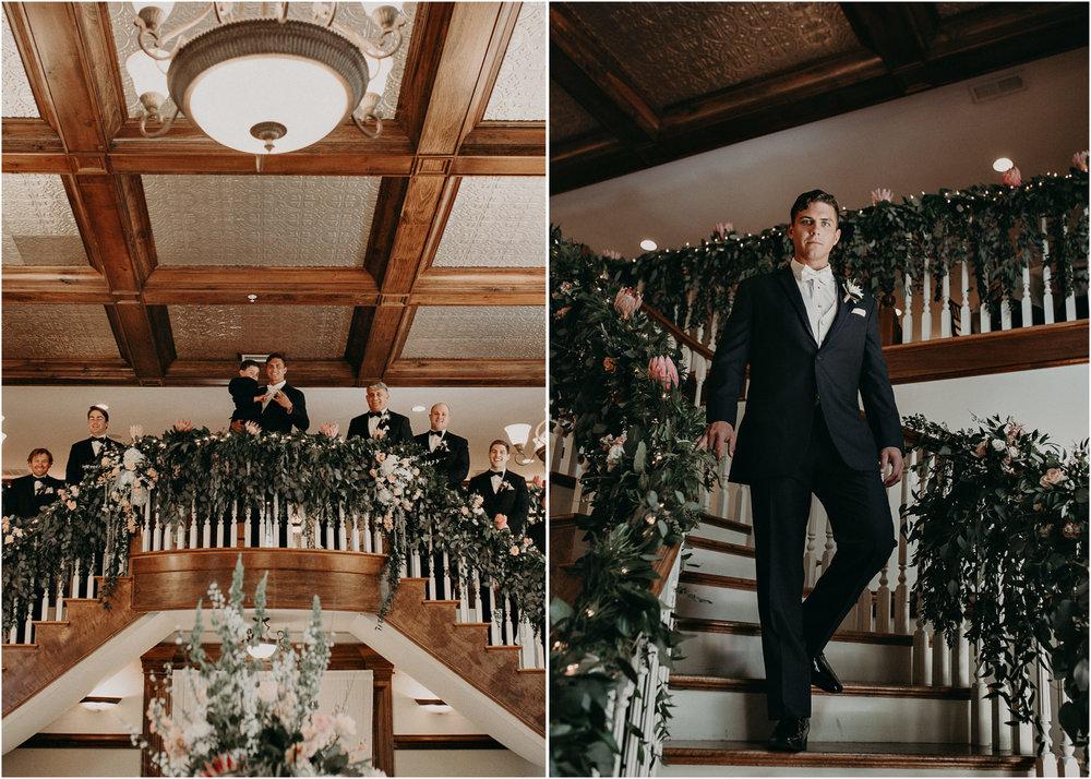 28Carl House Wedding Venue Ga, Atlanta Wedding Photographer - Boho, Bohemian, Junebug Weddings, Vintage, Retro, Trendy. Aline Marin Photography. .jpg