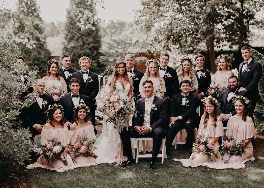 50Carl House Wedding Venue Ga, Atlanta Wedding Photographer - Boho, Bohemian, Junebug Weddings, Vintage, Retro, Trendy. Aline Marin Photography. .jpg