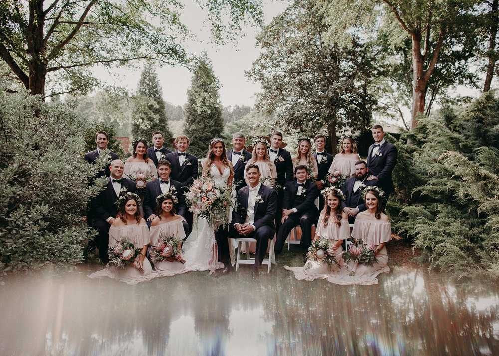 49Carl House Wedding Venue Ga, Atlanta Wedding Photographer - Boho, Bohemian, Junebug Weddings, Vintage, Retro, Trendy. Aline Marin Photography. .jpg