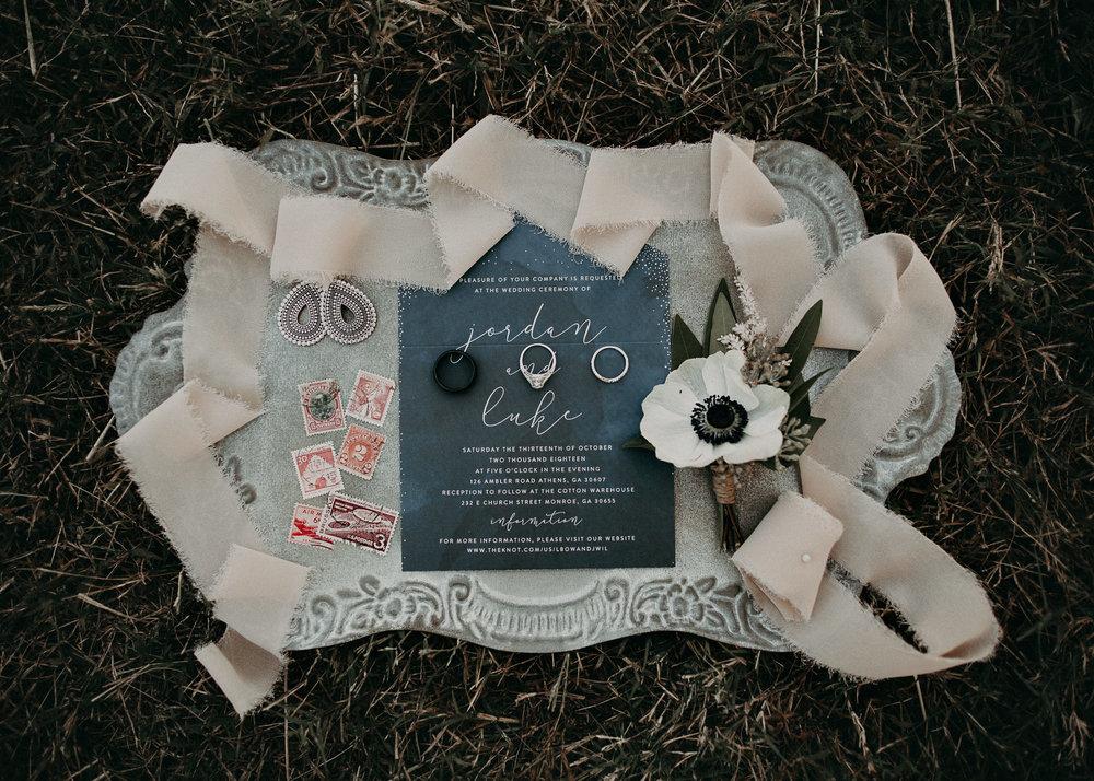 5 - Wedding details : Atlanta wedding photographer .jpg
