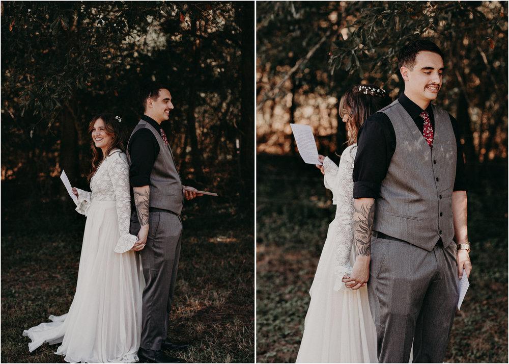 39 - Wedding first look : Atlanta wedding photographer .jpg