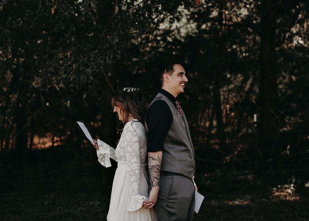 40 - Wedding first look : Atlanta wedding photographer .jpg