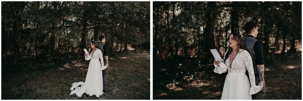 41 - Wedding first look : Atlanta wedding photographer .jpg