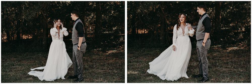 52 - Wedding first look : Atlanta wedding photographer .jpg