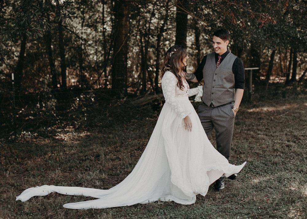 54 - Wedding first look : Atlanta wedding photographer .jpg