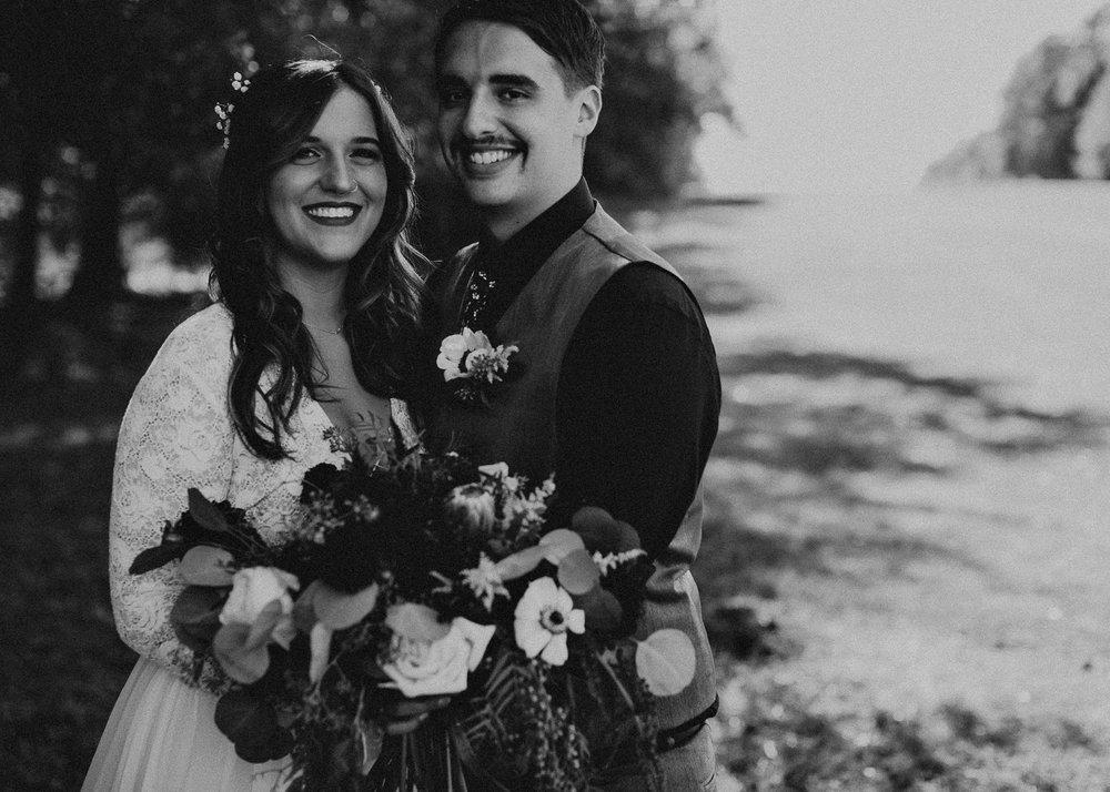 62 - Wedding bride and groom portraits : Atlanta wedding photographer .jpg