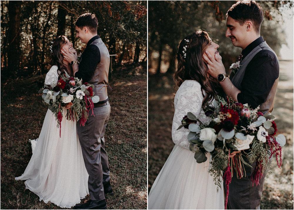 63 - Wedding bride and groom portraits : Atlanta wedding photographer .jpg