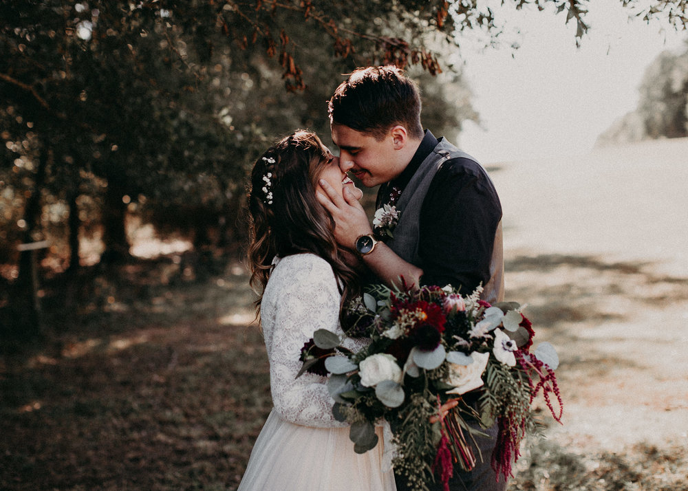 64 - Wedding bride and groom portraits : Atlanta wedding photographer .jpg
