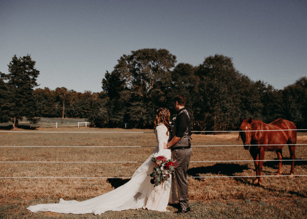 77 - Wedding bride and groom portraits : Atlanta wedding photographer .jpg