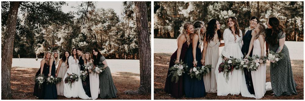 85 - Wedding bride and bridesmaids portraits : Atlanta wedding photographer .jpg