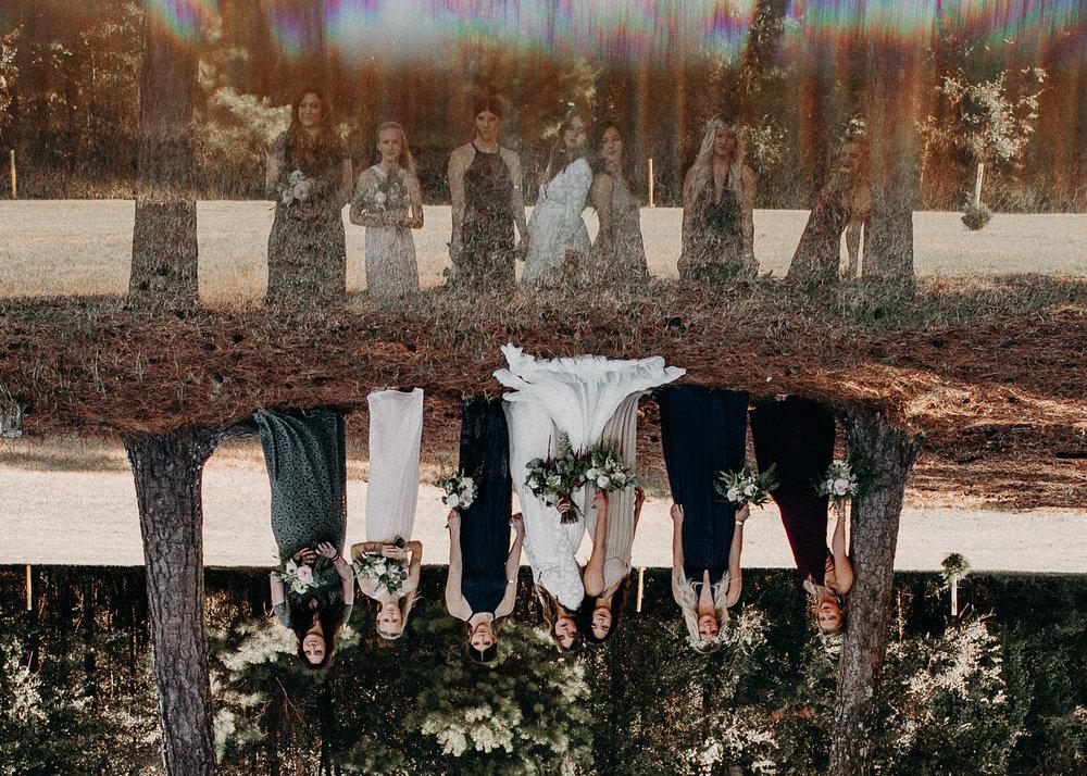 89 - Wedding bride and bridesmaids portraits : Atlanta wedding photographer .jpg