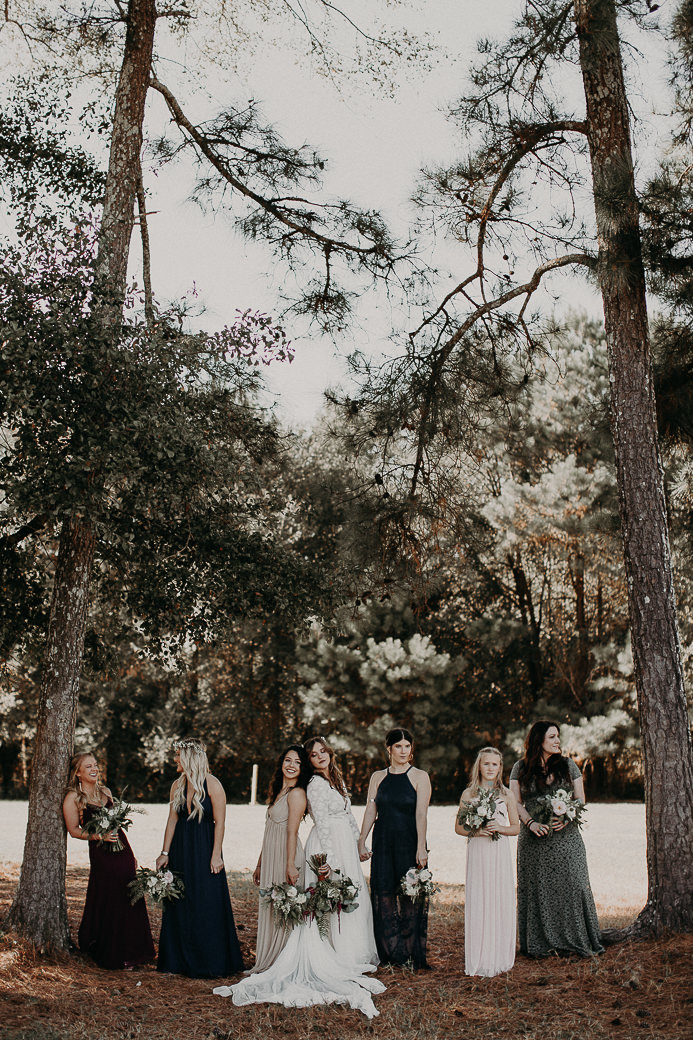 90 - Wedding bride and bridesmaids portraits - Atlanta wedding photographer.JPG