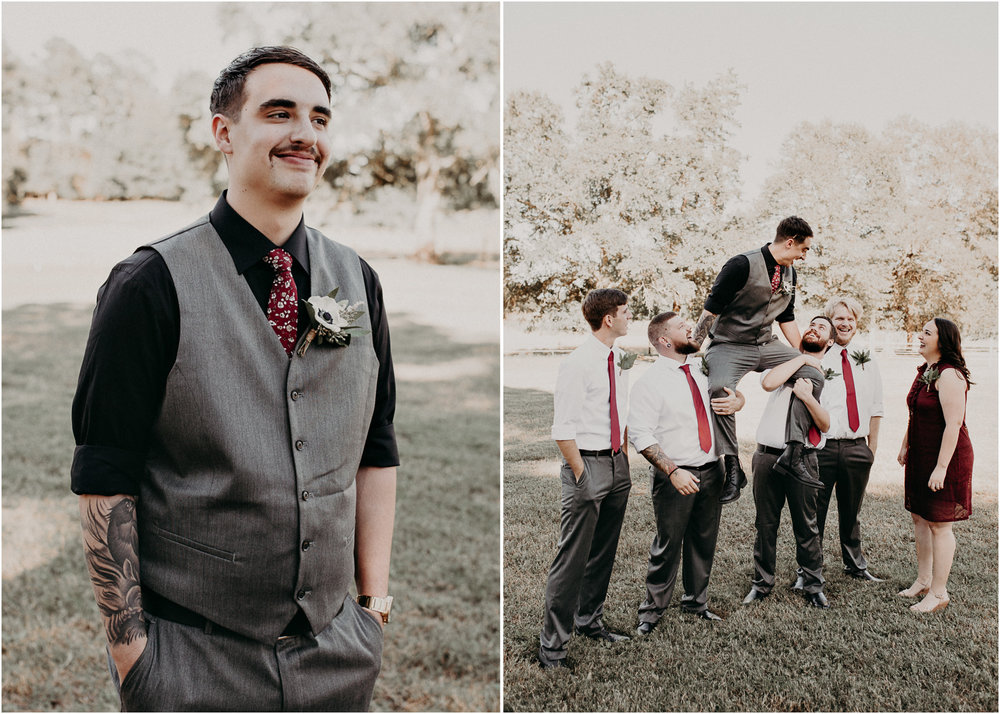 92 - Wedding groom and groomsman portraits - Atlanta wedding photographer.JPG