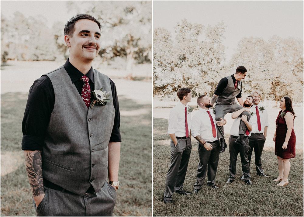 92 - Wedding groom and groomsman portraits - Atlanta wedding photographer.JPG