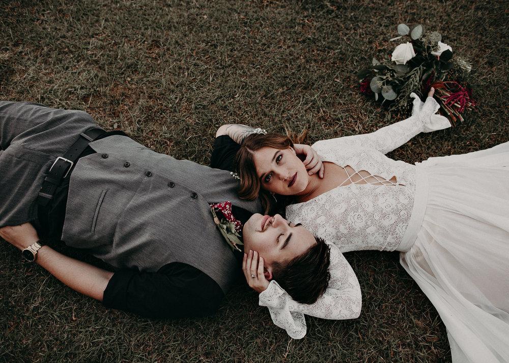132 - Post Wedding Ceremony couples portraits - Atlanta wedding photographer.JPG