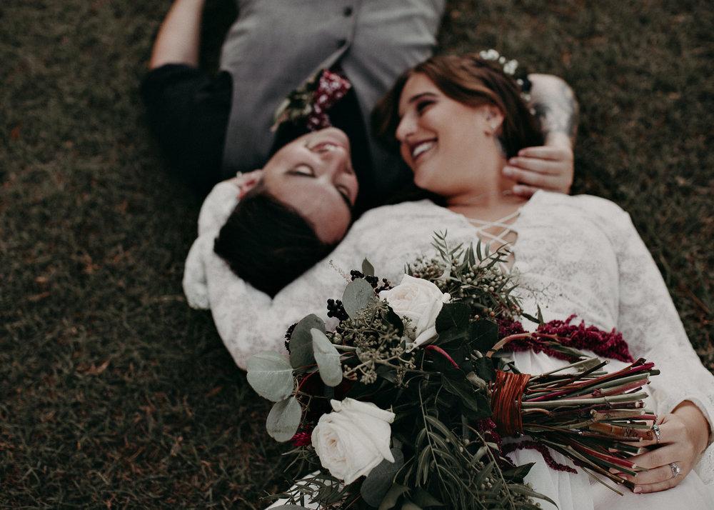 134 - Post Wedding Ceremony couples portraits - Atlanta wedding photographer.JPG