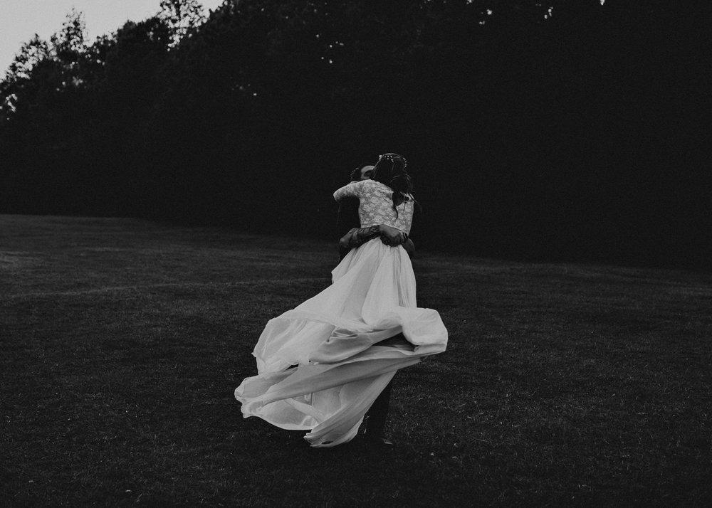 136 - Post Wedding Ceremony couples portraits - Atlanta wedding photographer.JPG