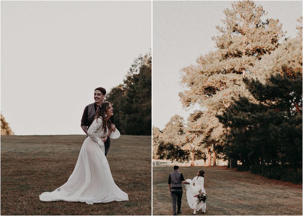 138 - Post Wedding Ceremony couples portraits - Atlanta wedding photographer.JPG