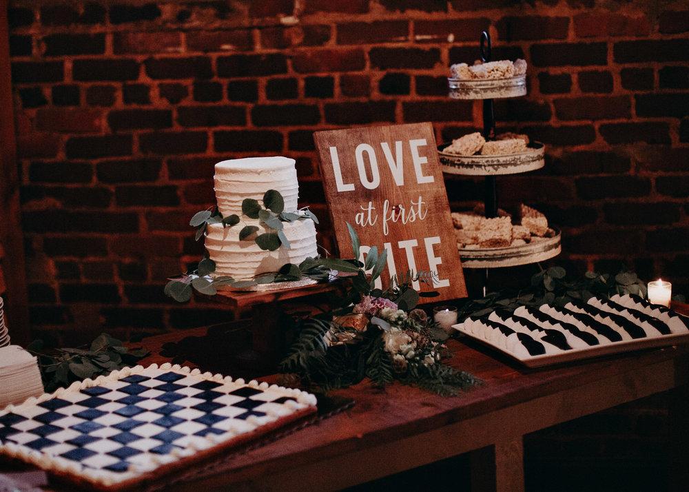 142 - Reception wedding portraits - Atlanta wedding photographer.JPG