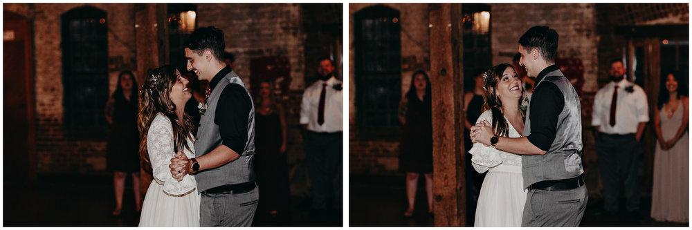148 - First Dance wedding portraits - Atlanta wedding photographer.JPG