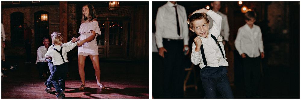 159 - Bride and groom : Dancing: Details : Toasts wedding - Atlanta wedding photographer.JPG