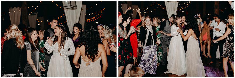 161 - Bride and groom : Dancing: Details : Toasts wedding - Atlanta wedding photographer.JPG