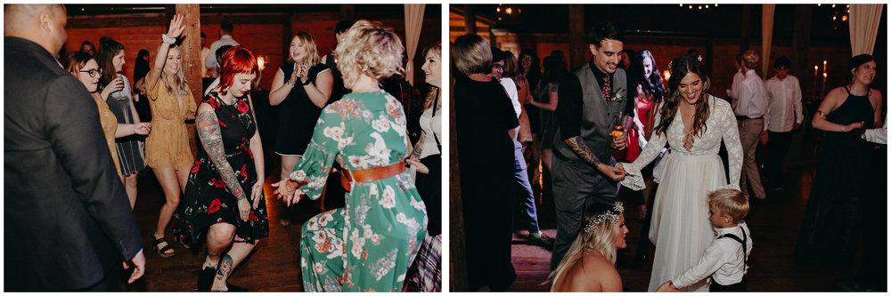 162 - Bride and groom : Dancing: Details : Toasts wedding - Atlanta wedding photographer.JPG