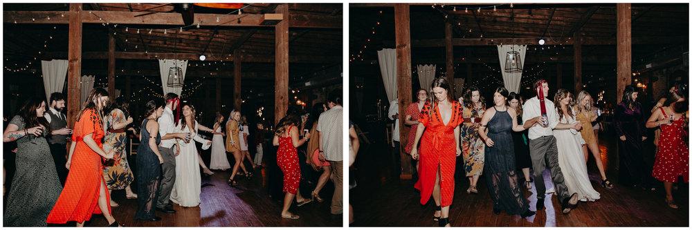 164 - Bride and groom : Dancing: Details : Toasts wedding - Atlanta wedding photographer.JPG