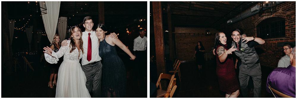 163 - Bride and groom : Dancing: Details : Toasts wedding - Atlanta wedding photographer.JPG
