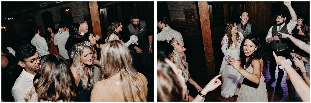 165 - Bride and groom : Dancing: Details : Toasts wedding - Atlanta wedding photographer.JPG