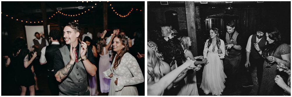166 - Bride and groom : Dancing: Details : Toasts wedding - Atlanta wedding photographer.JPG