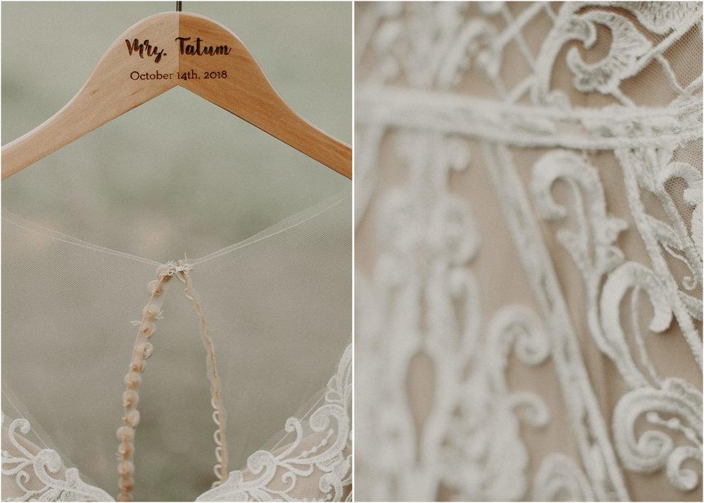 4 - Wedding details : dress : Deep South Farm Wedding Venue : Atlanta Wedding Photographer .jpg