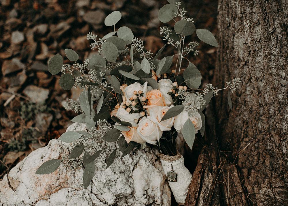 5 - Wedding details : bouquet : Deep South Farm Wedding Venue : Atlanta Wedding Photographer .jpg