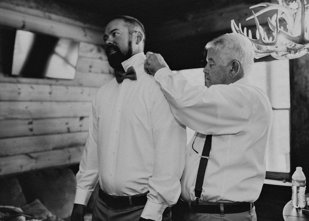 10 - Wedding details : groom getting ready: groomsmen : Deep South Farm Wedding Venue : Atlanta Wedding Photographer .jpg