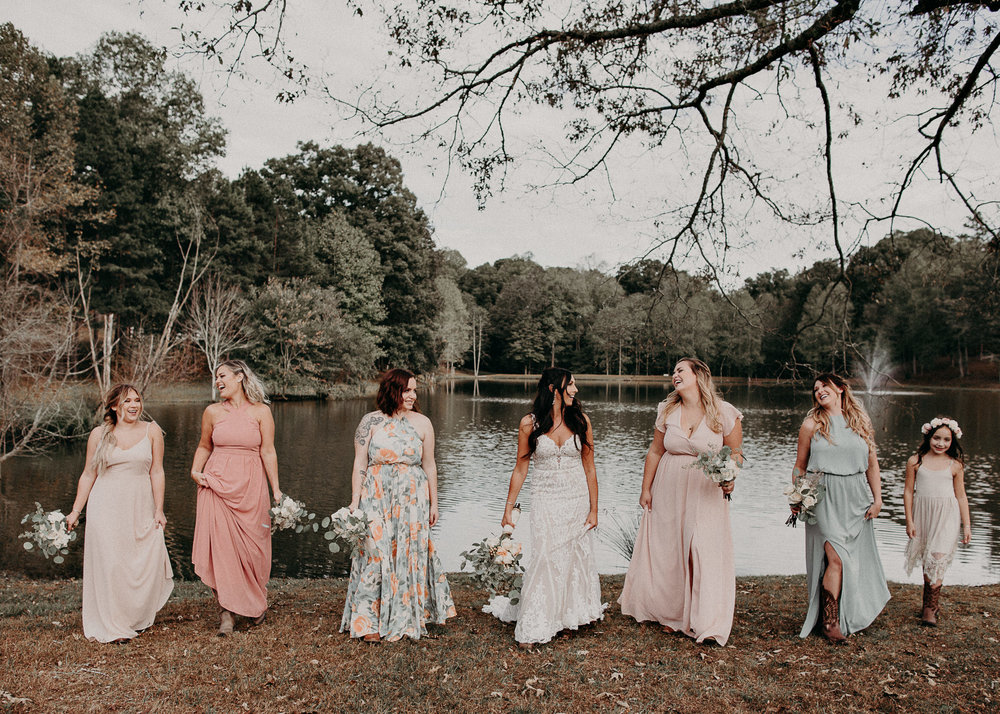 49 - Wedding details : bride getting ready: bridesmaids : Deep South Farm Wedding Venue : Atlanta Wedding Photographer .jpg