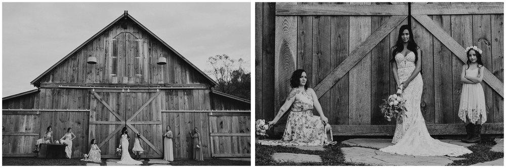 56 - Wedding details : Bride and bridesmaids portraits  : Deep South Farm Wedding Venue : Atlanta Wedding Photographer .jpg