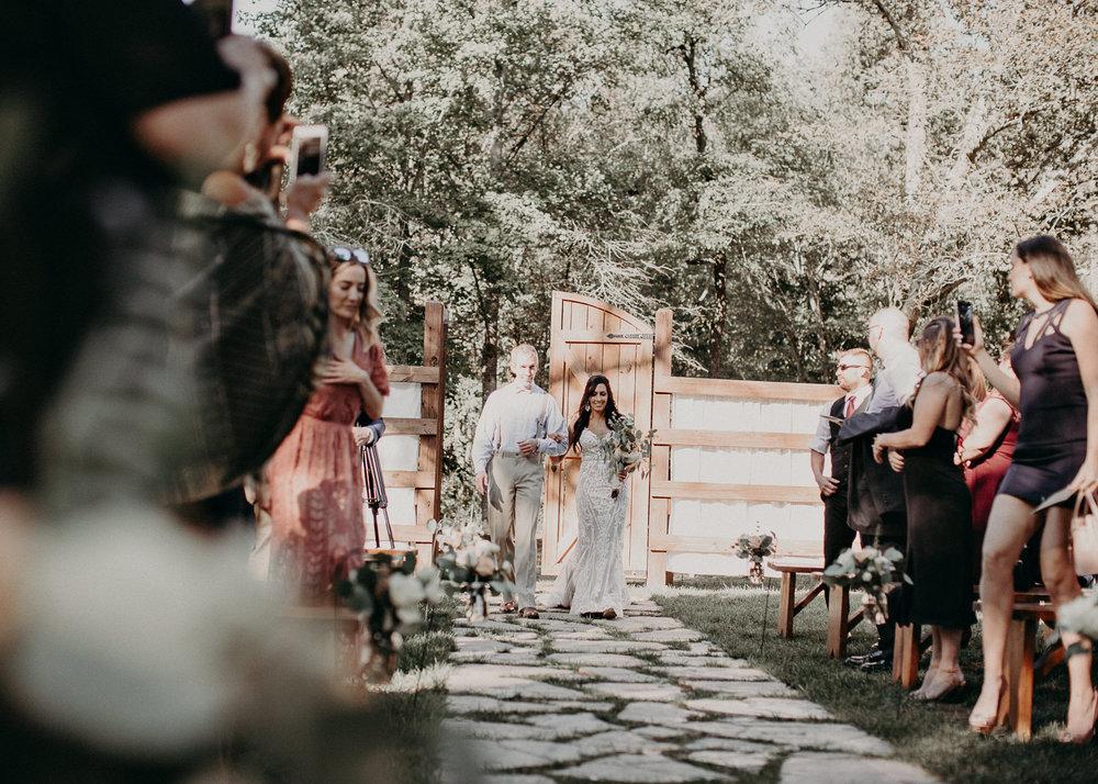 81 - Wedding Ceremony : Deep South Farm Wedding Venue : Atlanta Wedding Photographer .jpg